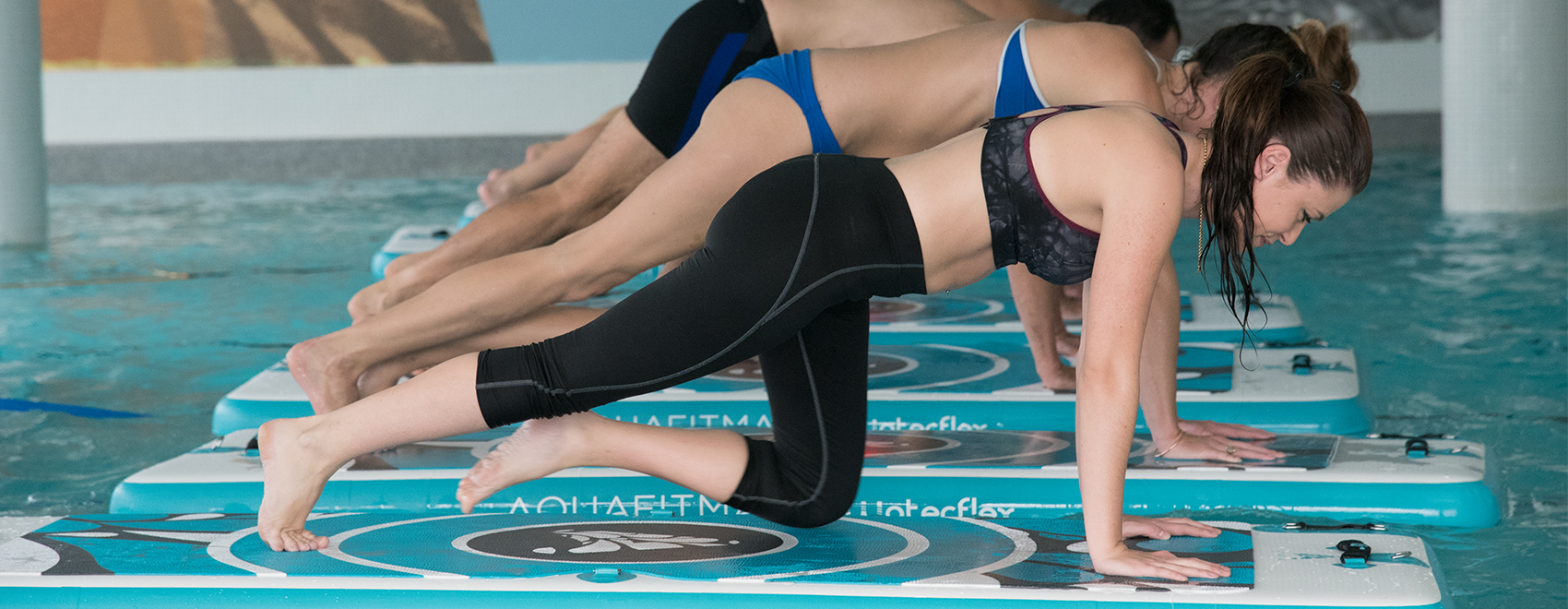 Aquatic Floating Fitness Mat