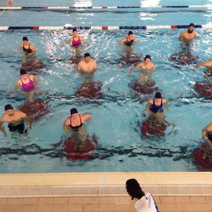 Other Aqua Fitness Instructor Training Programmes Be Aqua